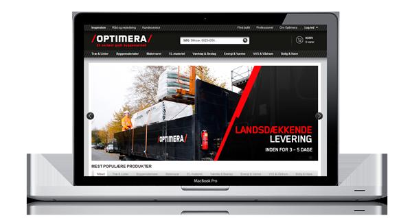 Optimera - Strategy, Vendor Selection, Project Management