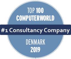 TOP100 - Denmarks best consultancy