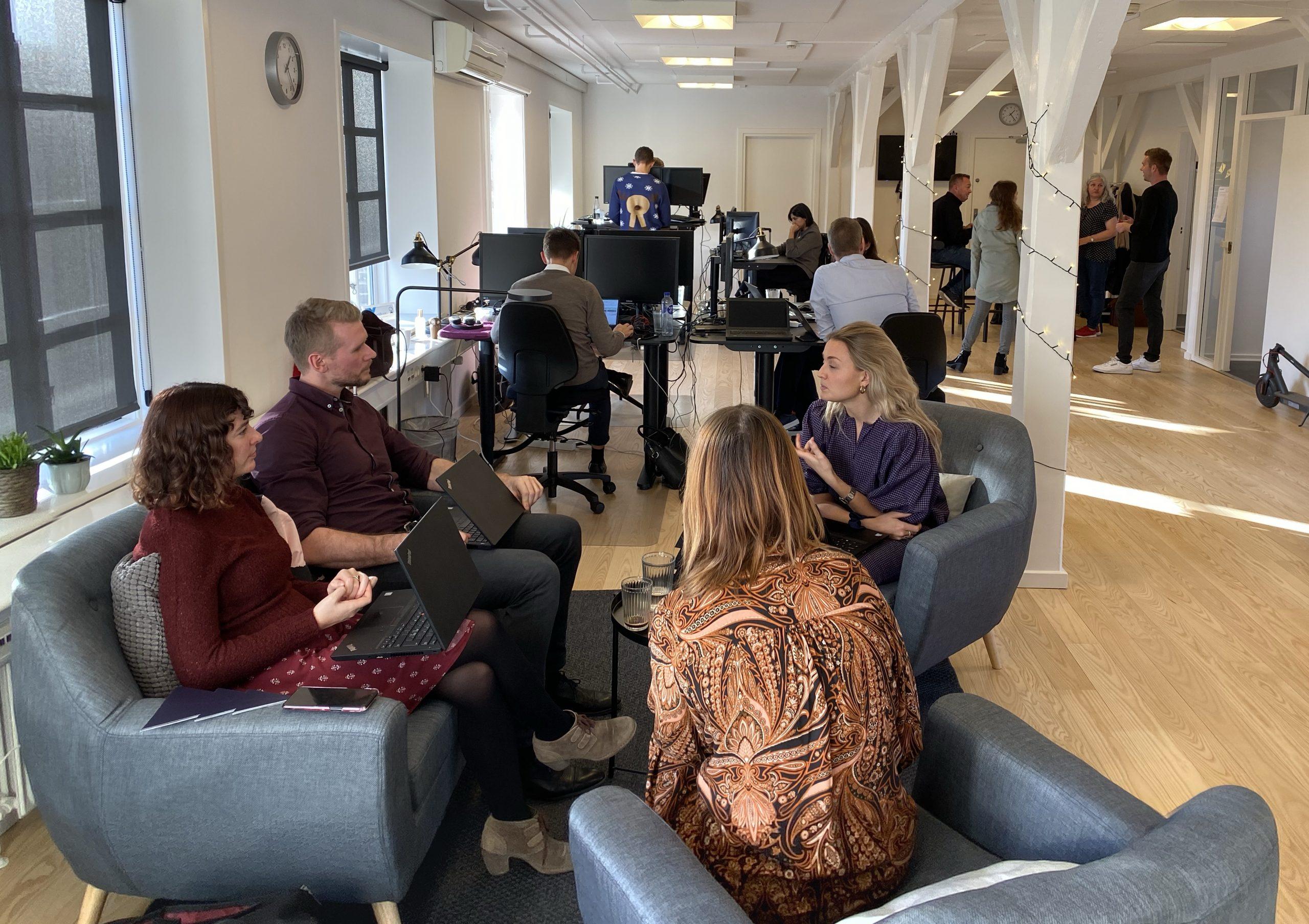 Aarhus office